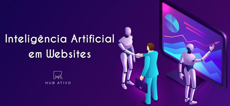 Inteligência Artificial em Websites