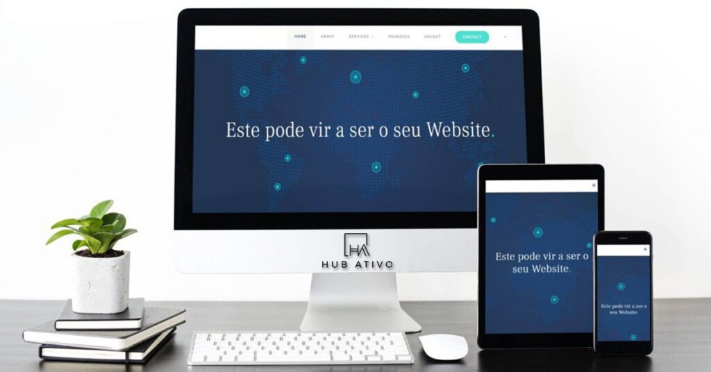 Website ou Loja online