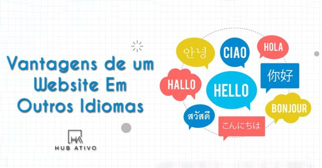 Vantagens de um Website Em Outros Idiomas